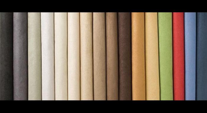 Tipos de Tecidos e Estofaria