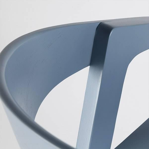 Banqueta Brooklyn Estrutura Madeira Maciça Artesian Design by Fetiche Design Studio