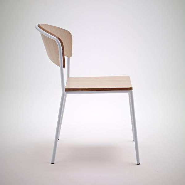 Cadeira Angel I Estrutura em Aço Artesian Design by Fetiche Design Studio