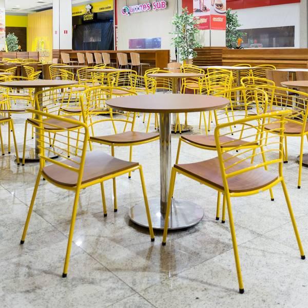 Cadeira Angel Metal Estrutura em Aço Carbono Artesian Design by Fetiche Design Studio