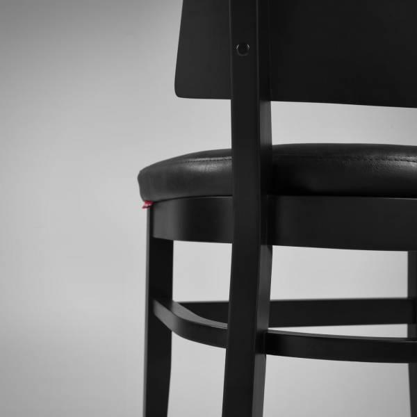 Cadeira Belair Encosto II Estrutura Madeira Maciça Artesian Design by Fetiche Design Studio