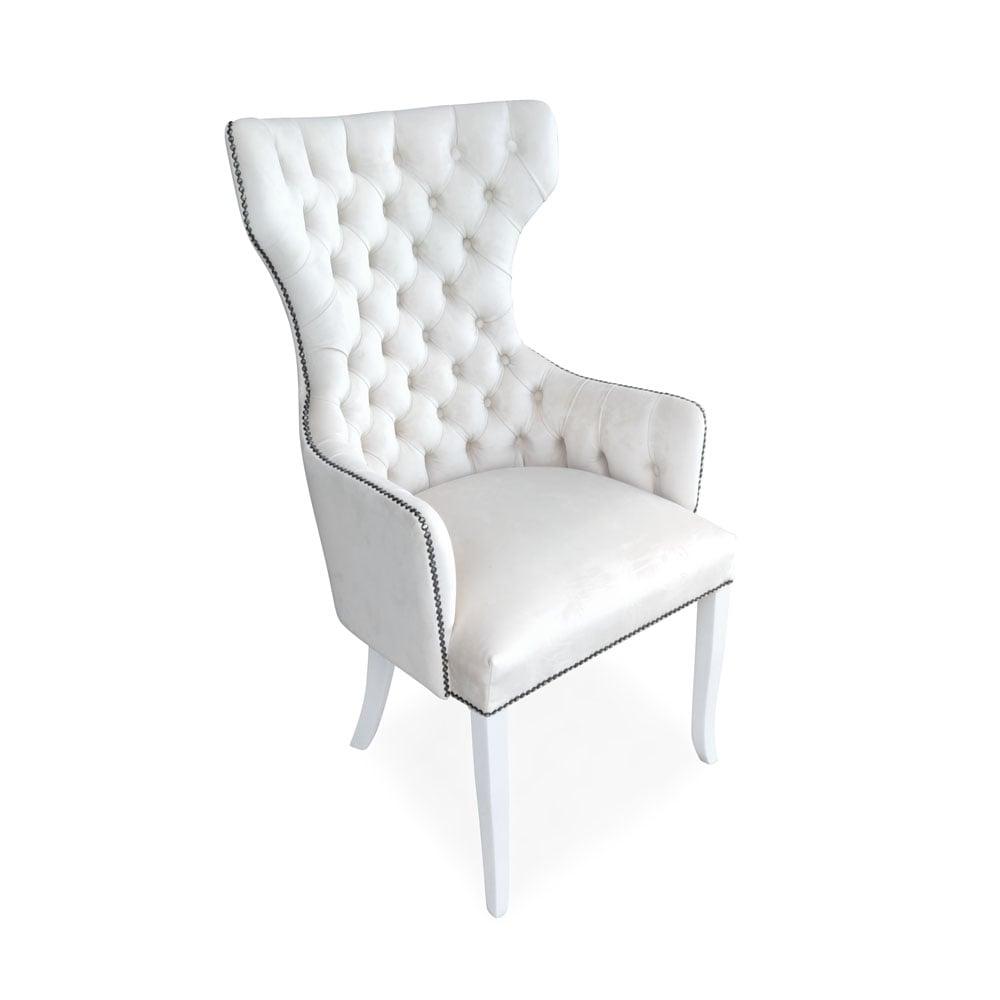 Cadeira Berger Capitone Clássica Personalizada