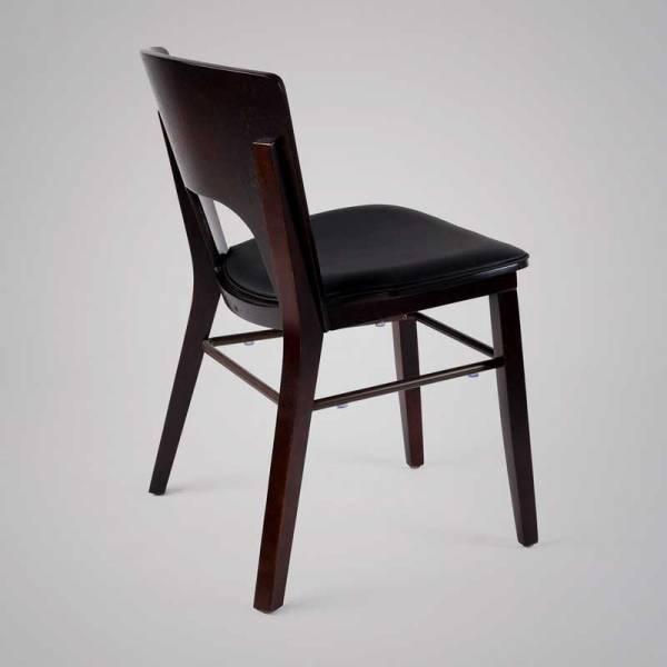 Cadeira Betina Estrutura Madeira Maciça Design by Studio Artesian