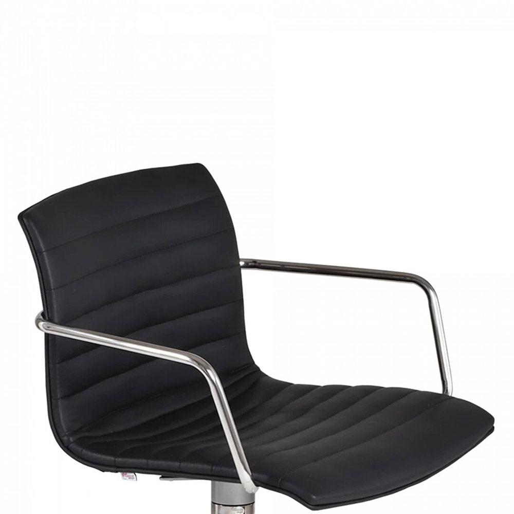 Cadeira Delta Girat. C/Braço 4 Pés Studio Clássica