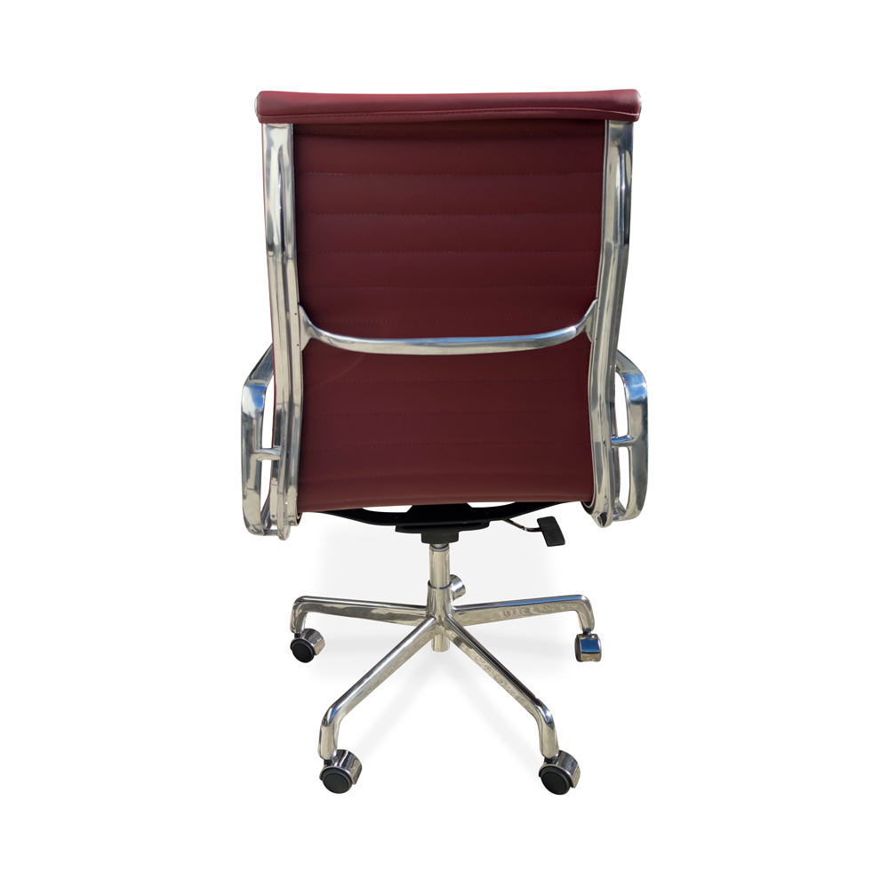 Cadeira com Braços Giratória EA119 Alumínio Studio Mais Design by Charles e Ray Eames