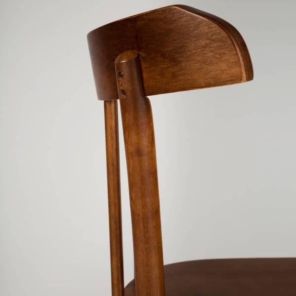 Cadeira Eco Estrutura Madeira Maciça Design by Studio Artesian
