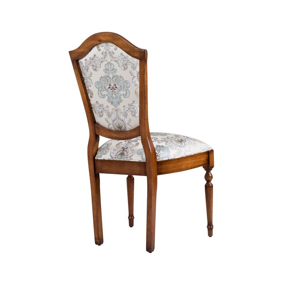 Cadeira Encanthus Madeira Maciça Design Clássico Avi Móveis