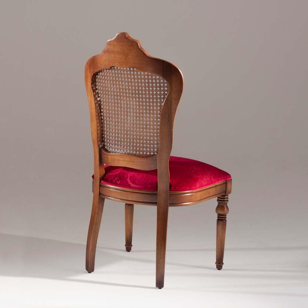 Cadeira Gold Madeira Maciça Design Clássico Avi Móveis