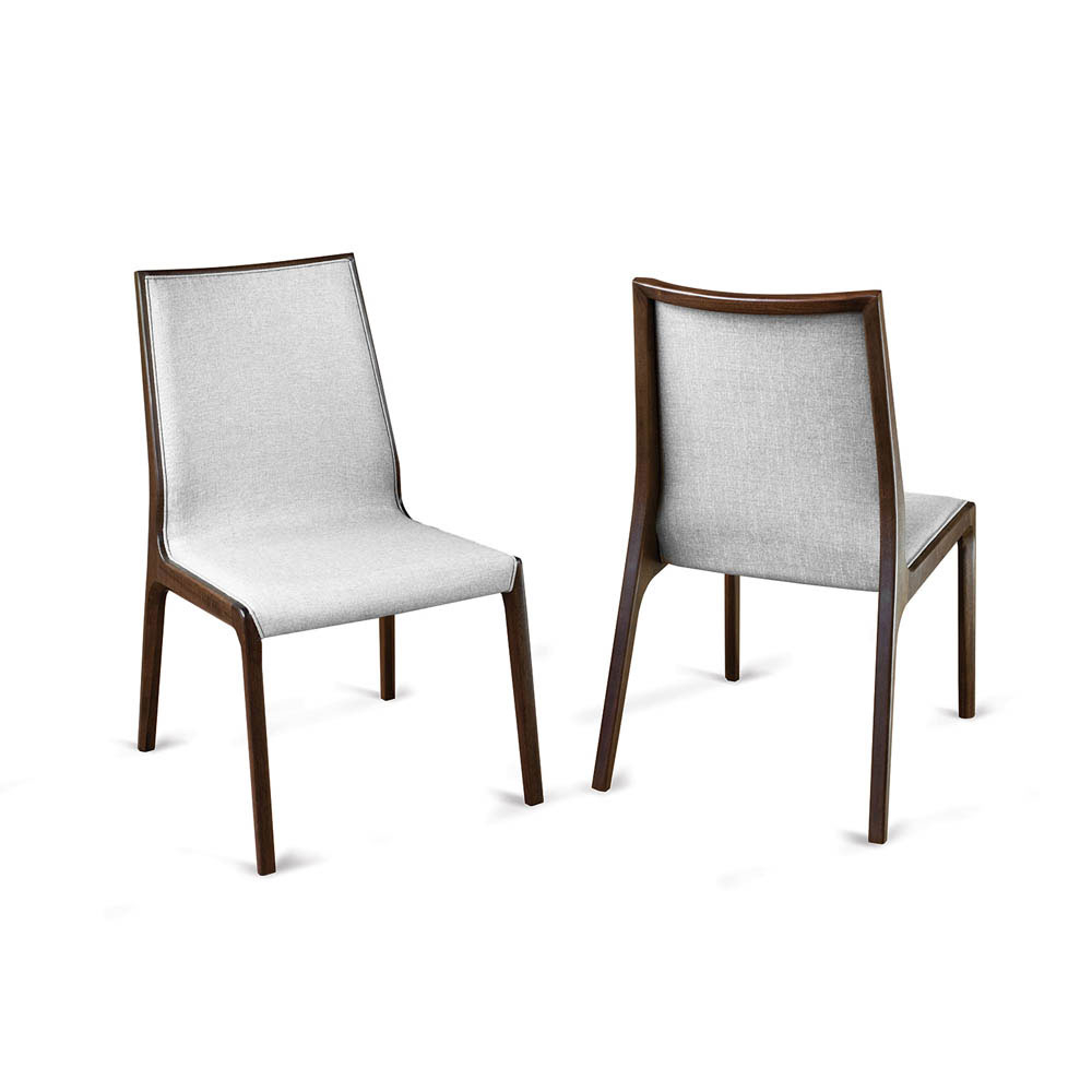Cadeira Leving Estilo Minimalista Destack Móveis Design by Studio Mooringa