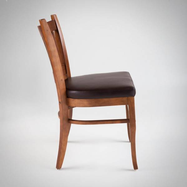 Cadeira Madero Estrutura Madeira Maciça Design by Studio Artesian