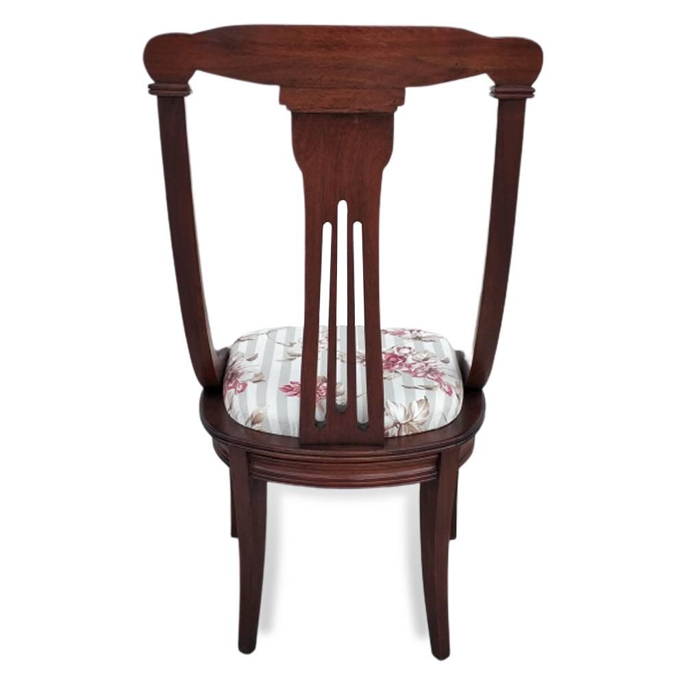 Cadeira Milão em Madeira Maciça Imbuia