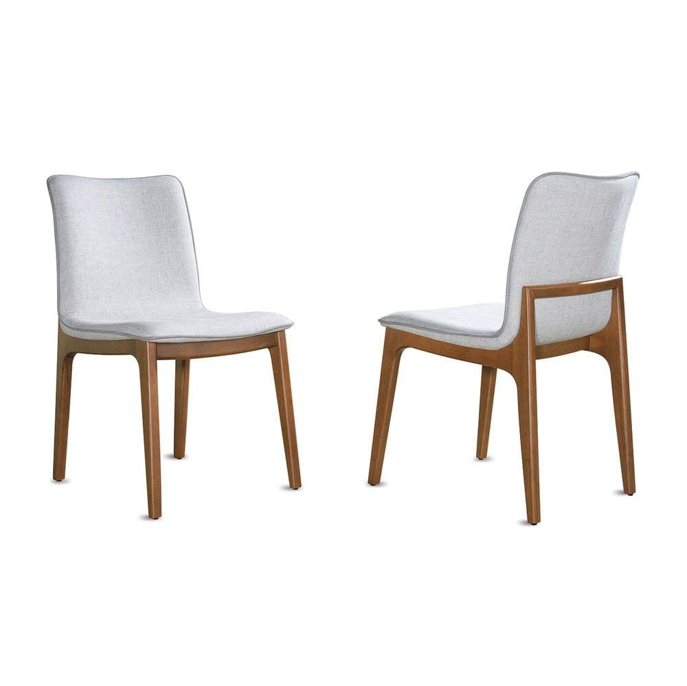 Cadeira Noá Estilo Minimalista Destack Móveis Design by Ibanez Razzera