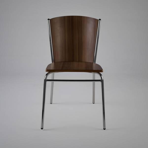 Cadeira Nouveau Estrutura em Aço Design by Studio Artesian