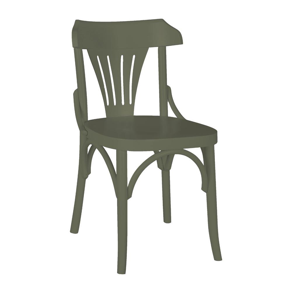 Cadeira Opzione Madeira Maciça Máxima Móveis