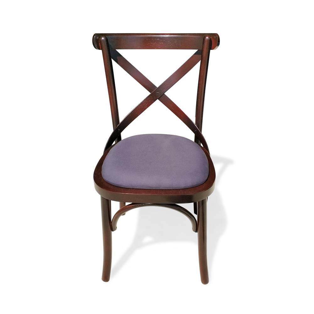 cadeira paris imbuia linho