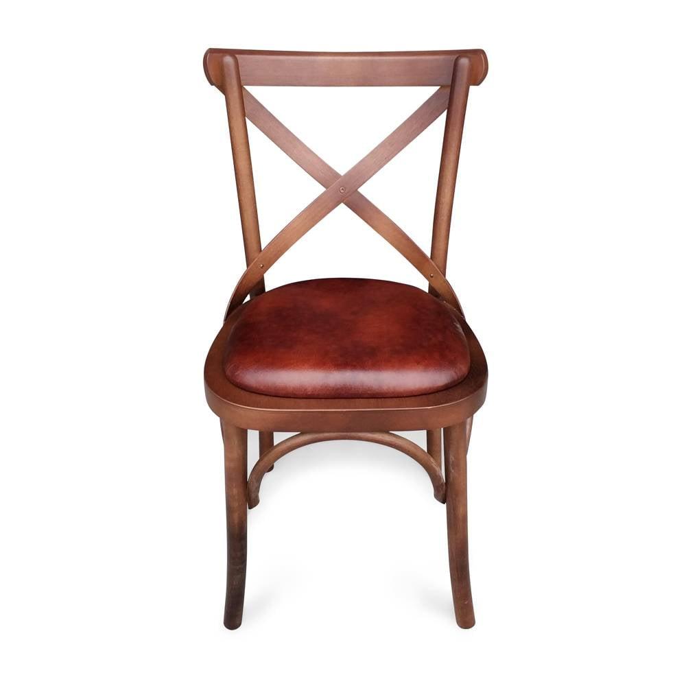 cadeira paris imbuia sintetico envelhecido