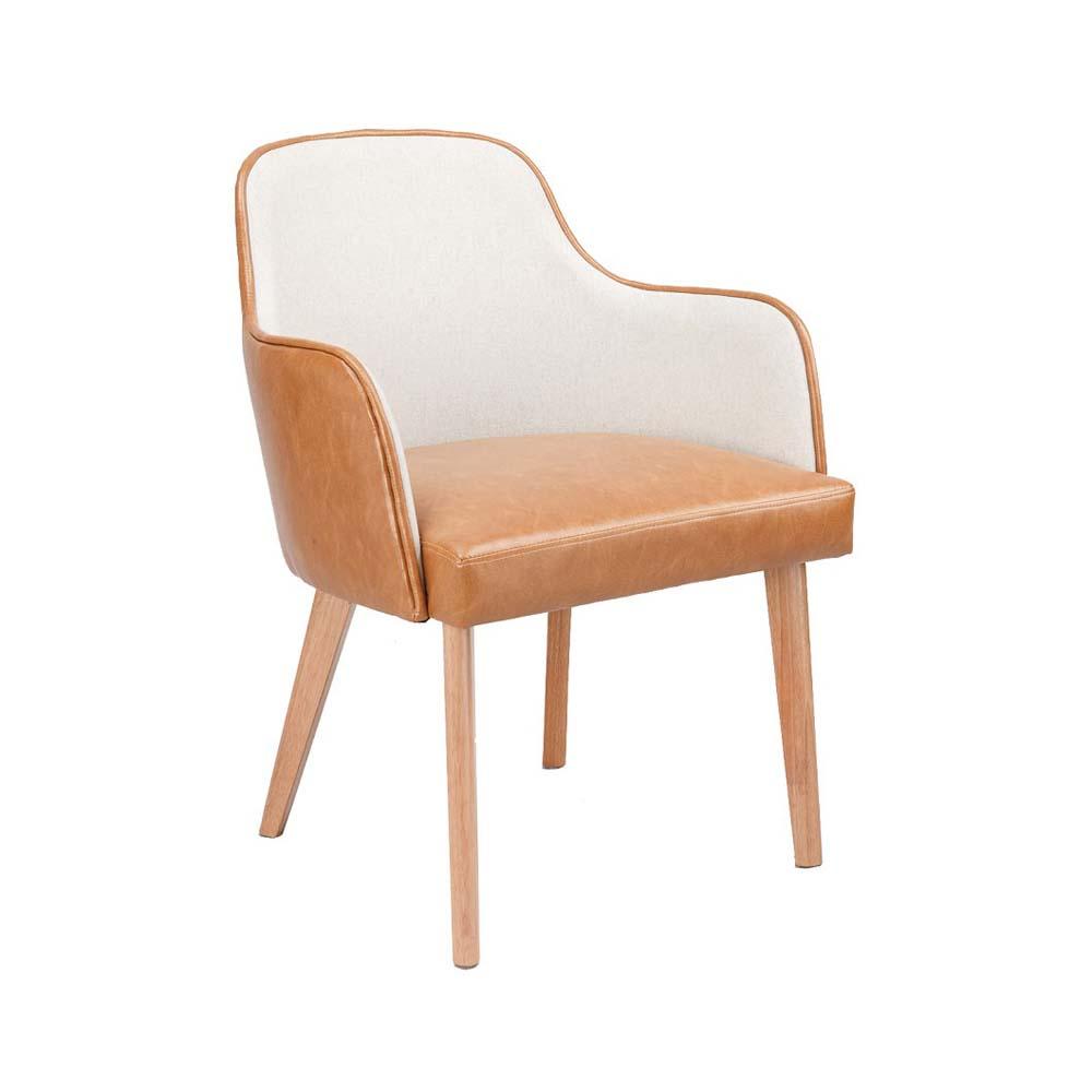 Cadeira Rima Estrutura Madeira Pés em Jequitibá Eco Friendly Design Scaburi