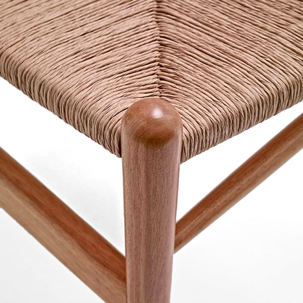 Cadeira Wishbone designer Hans J. Wegner