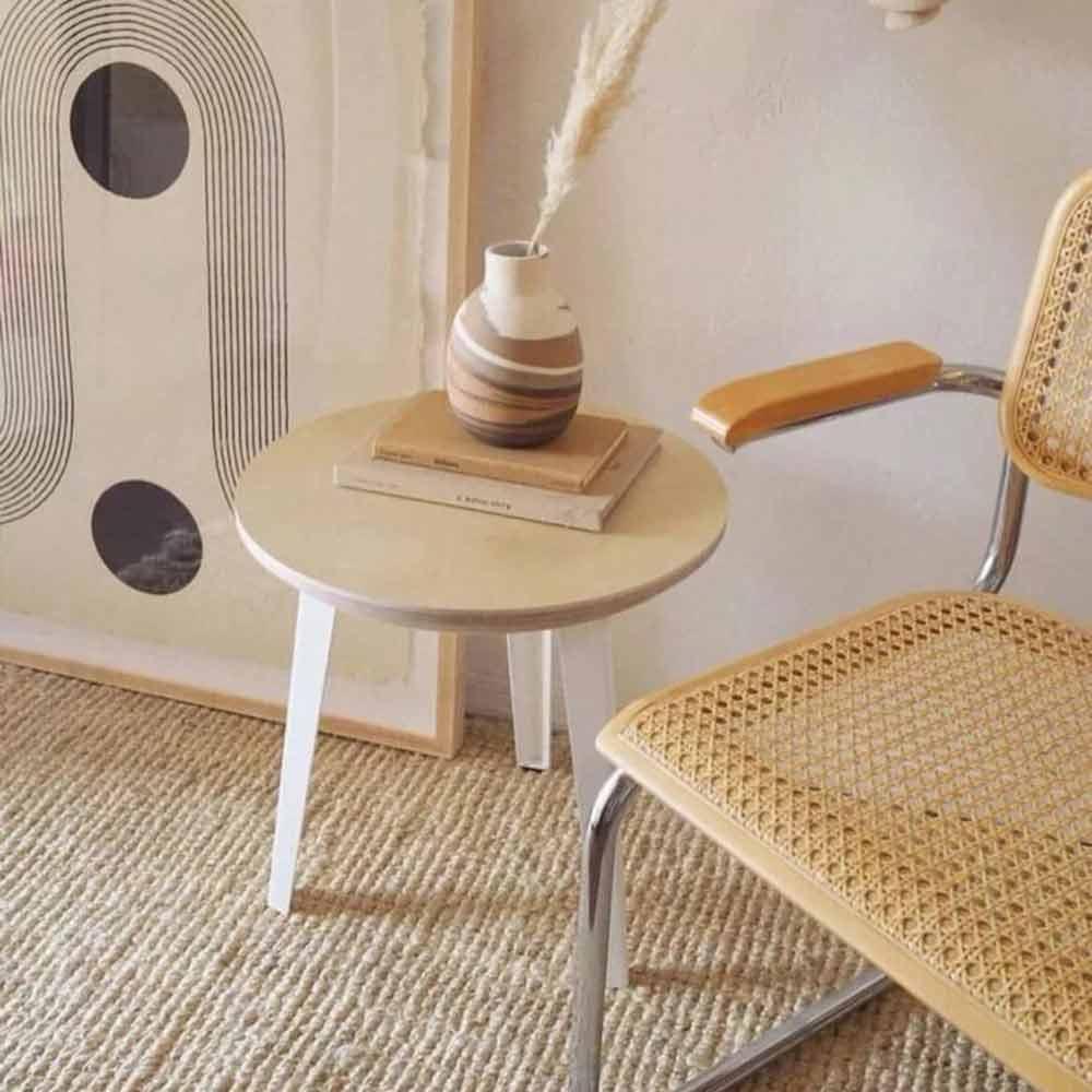 Cadeira Cesca Com Braço Design by Marcel Breuer