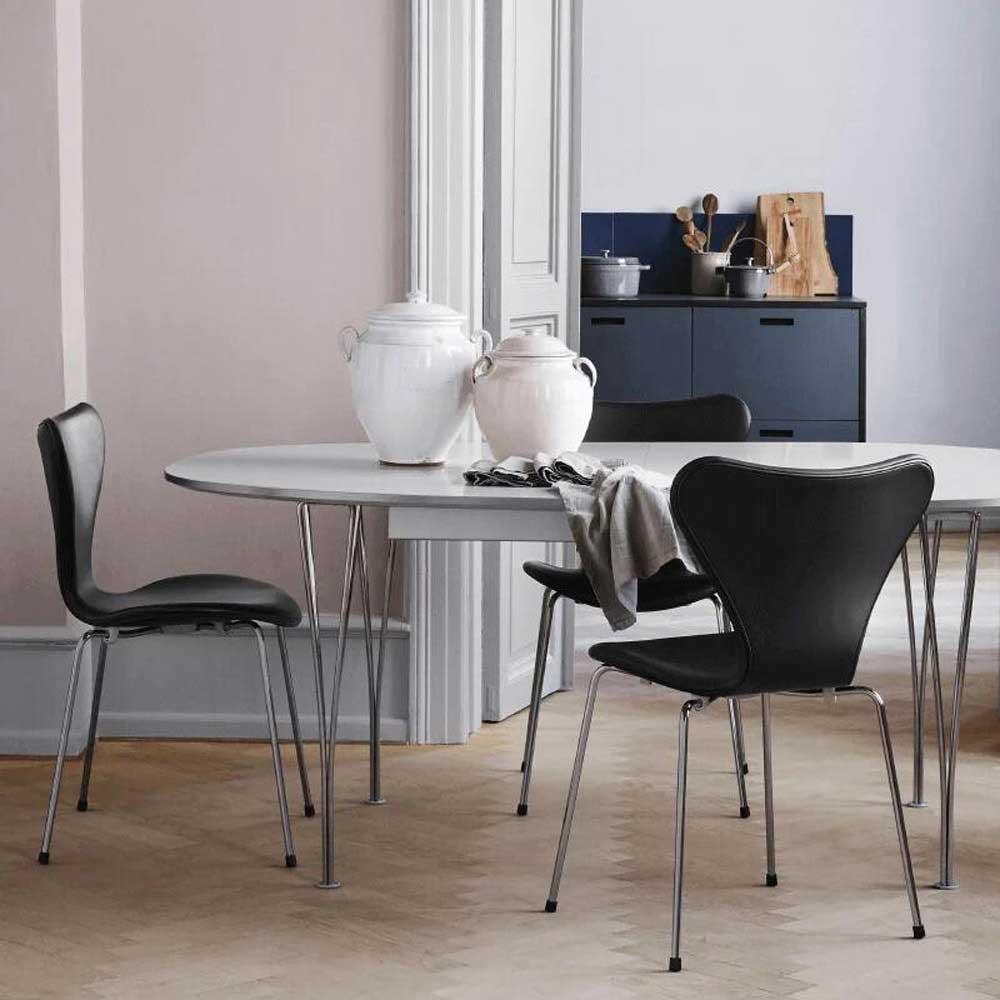 Cadeira Serie 7 Dinamarquesa Design by Arne Jacobsen