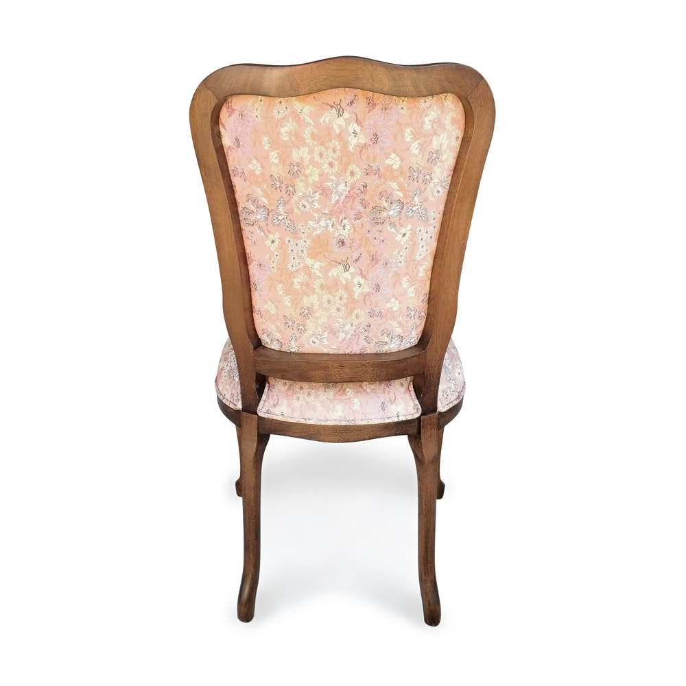 Cadeira Inglesa Customizada Costas