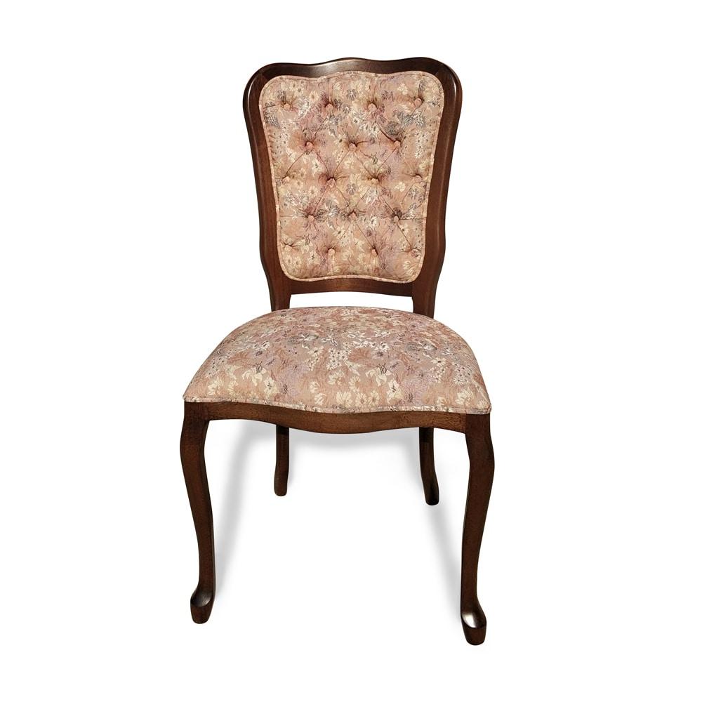 cadeira inglesa imbuia capitone personalizada