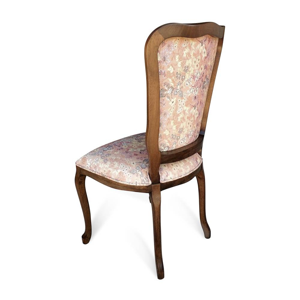 cadeira inglesa imbuia capitone costas