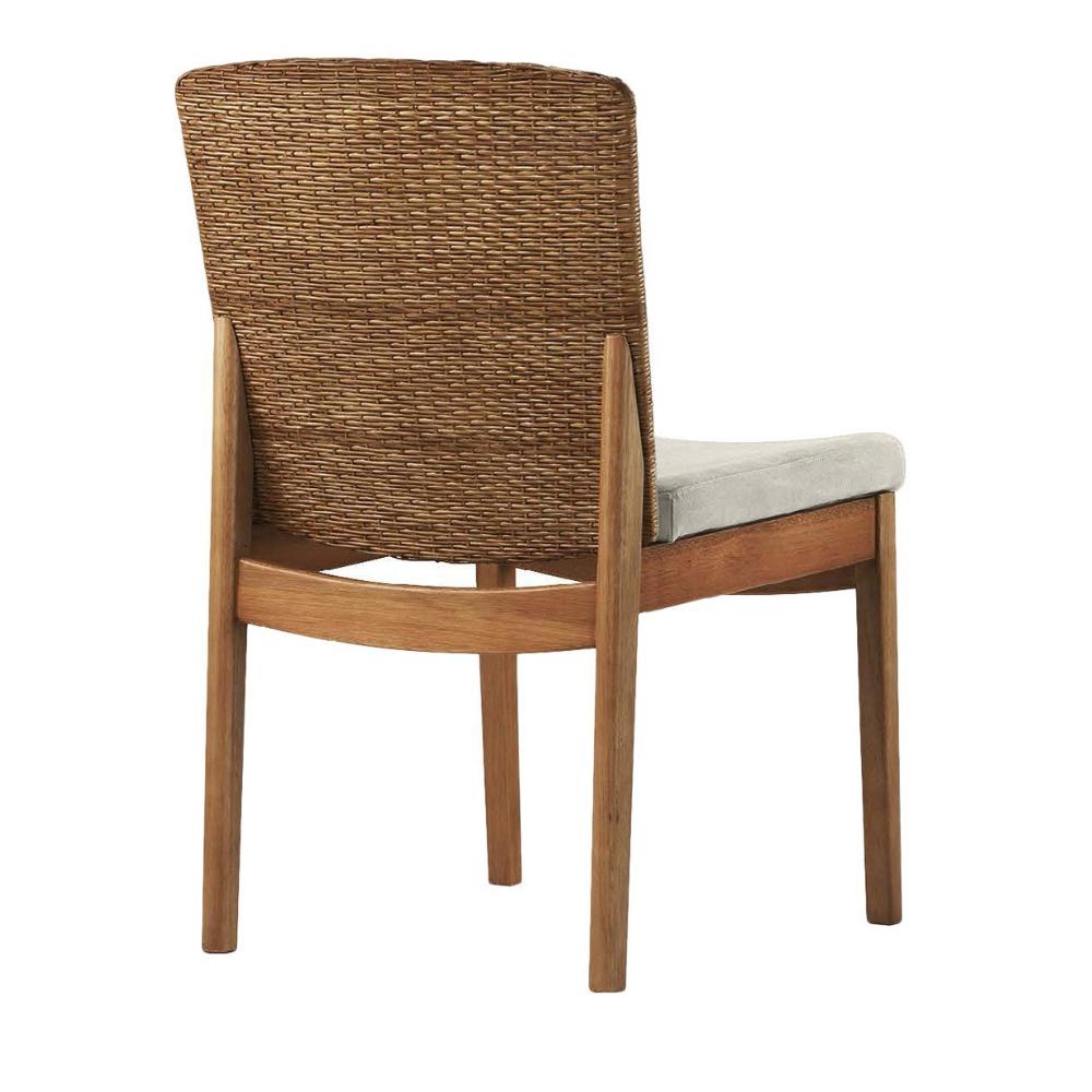 Cadeira Sofia - Tecido Palha