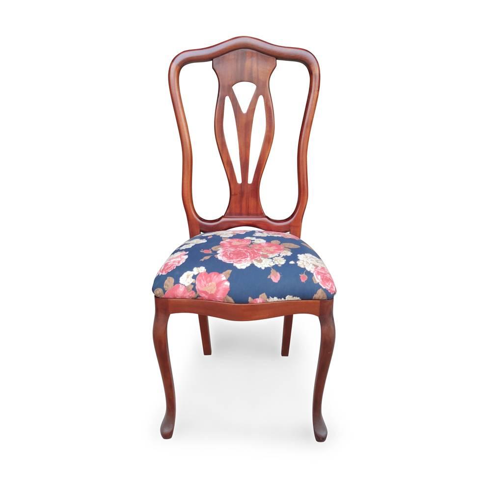 cadeira veneza madeira macica