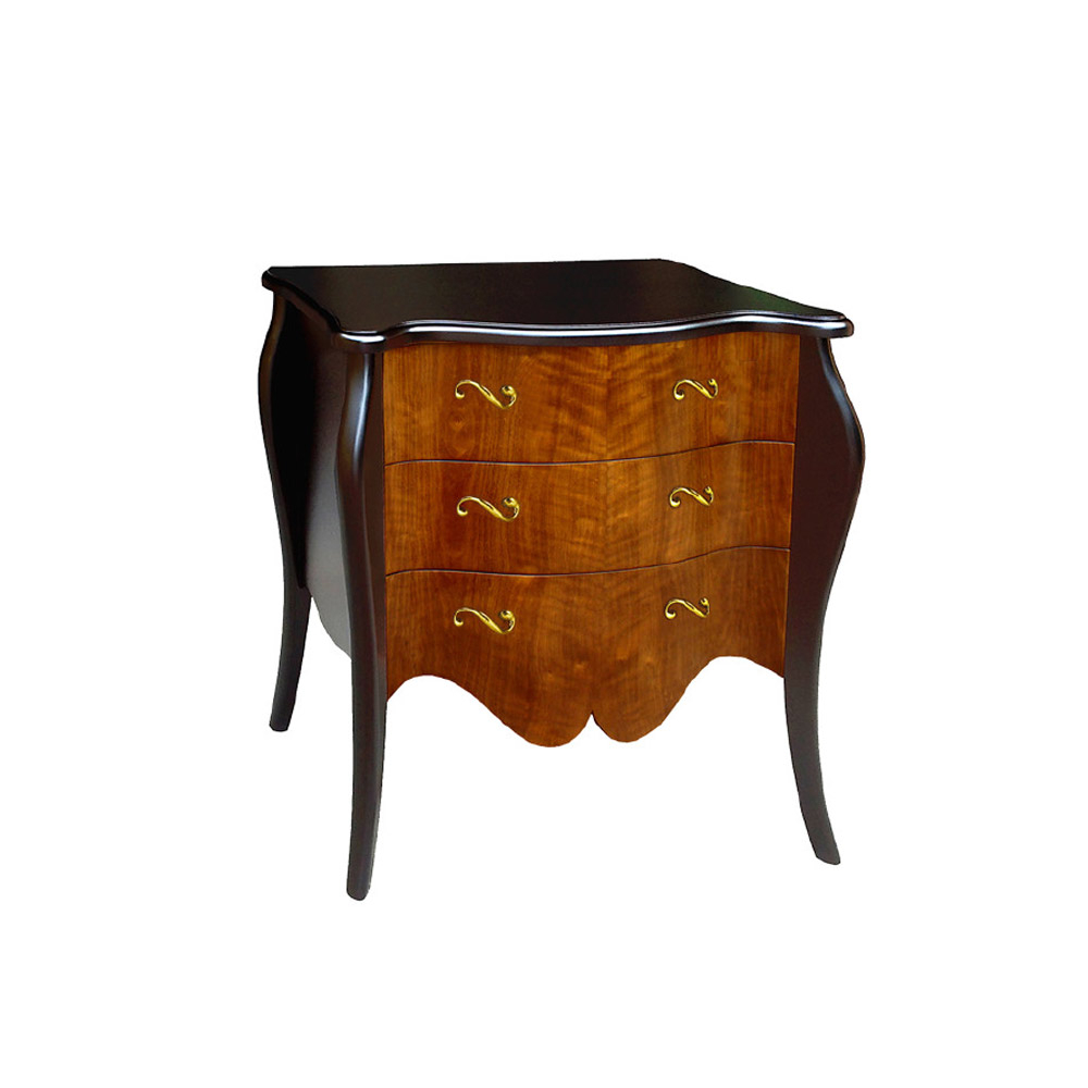 Cômoda Birman com Gavetas Personalizado Madeira Maciça Design Clássico