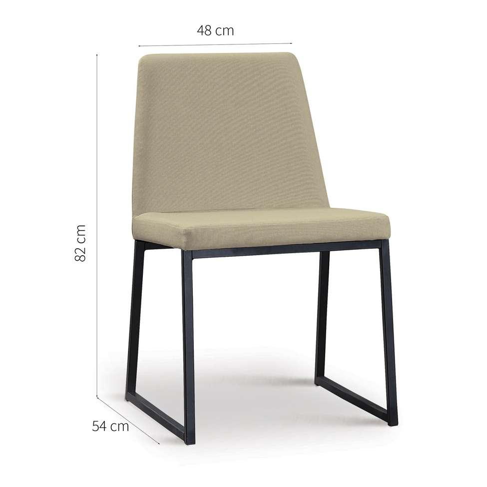 Cadeira de Jantar Yanka