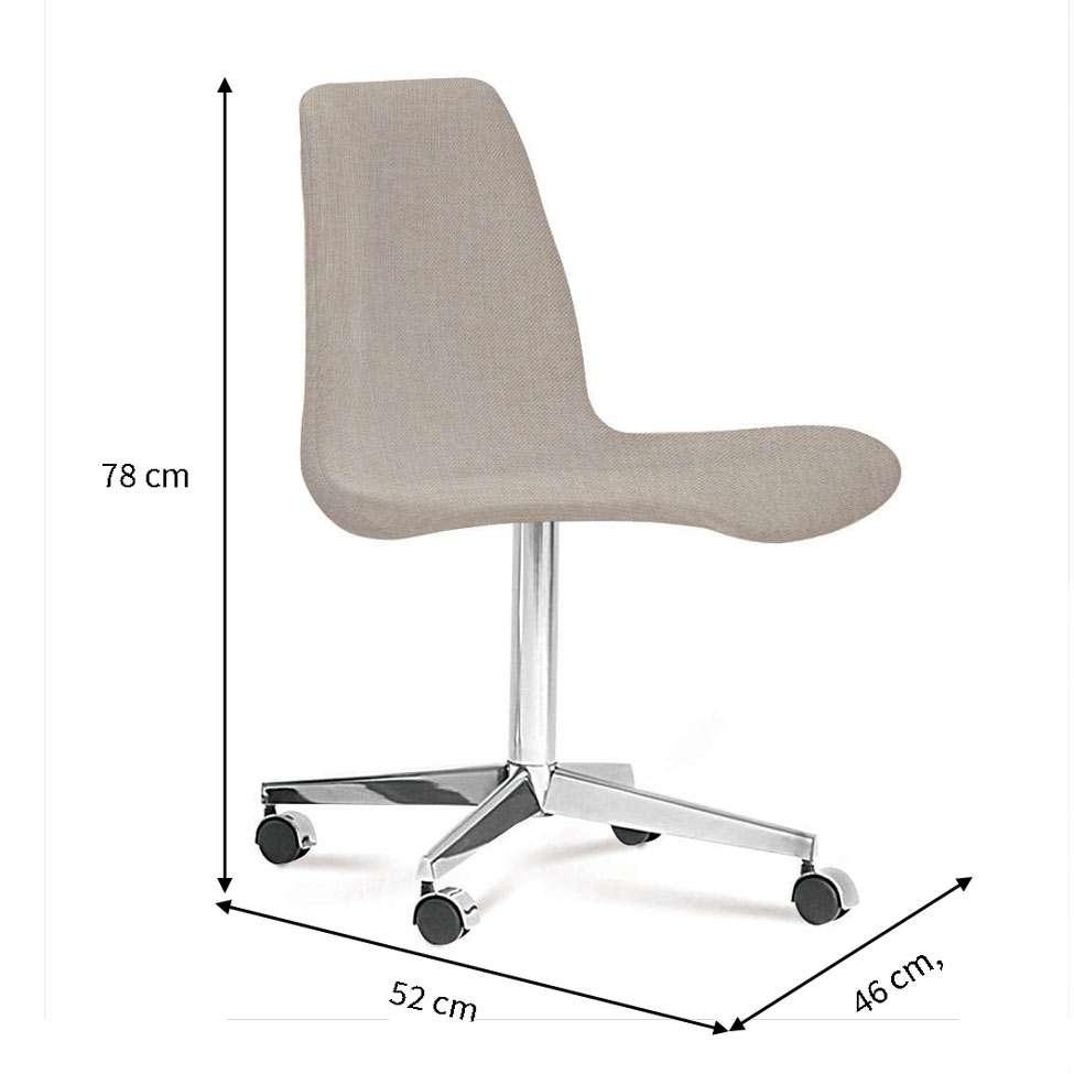 Cadeira de escritório Eames Loft