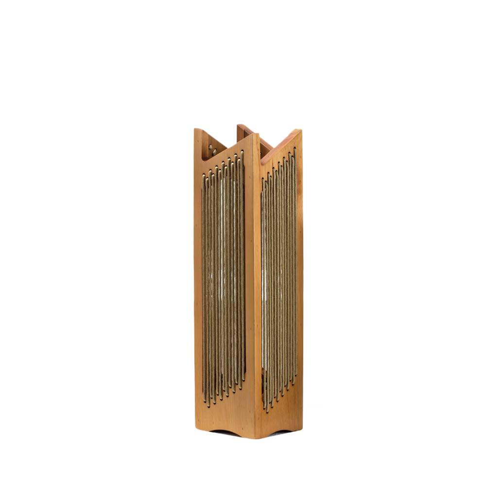 Luminária Kandal com Corda Náutica Design by Studio Ozki