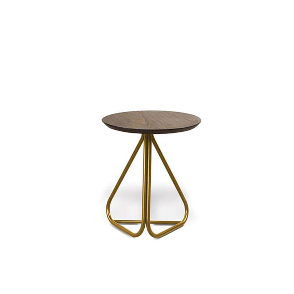 Mesa de Apoio Holly Estilo Minimalista Destack Móveis Design by Ibanez Razzera
