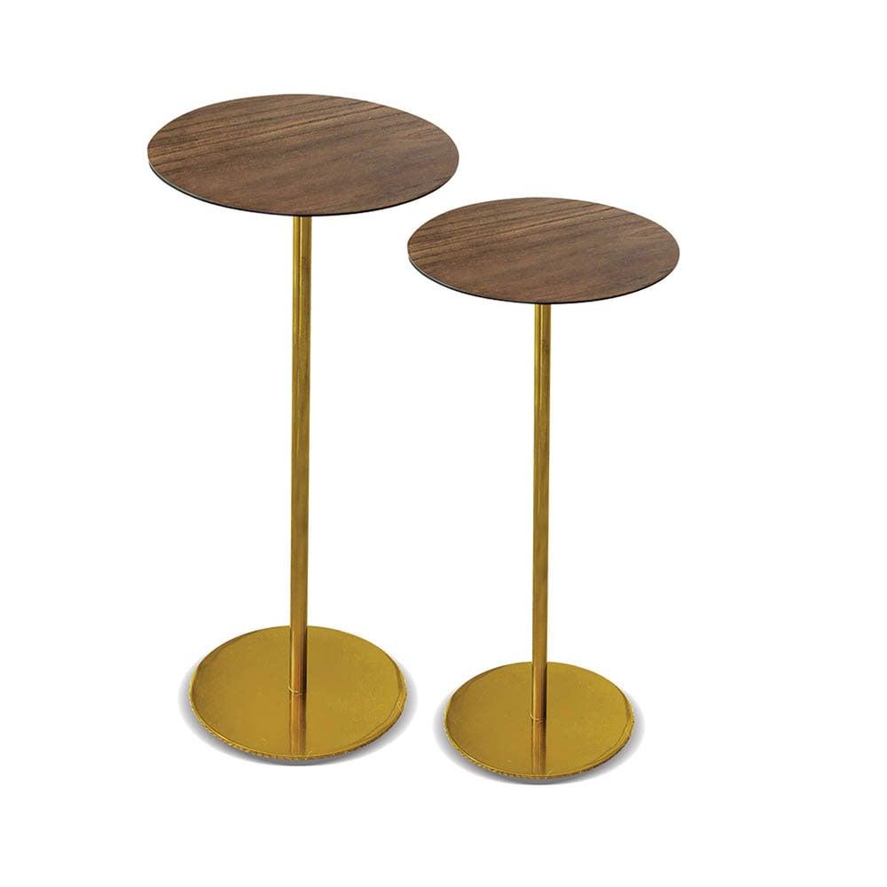Mesa de Apoio Slim Estilo Minimalista Destack Móveis Design by Mauricio Bomfim