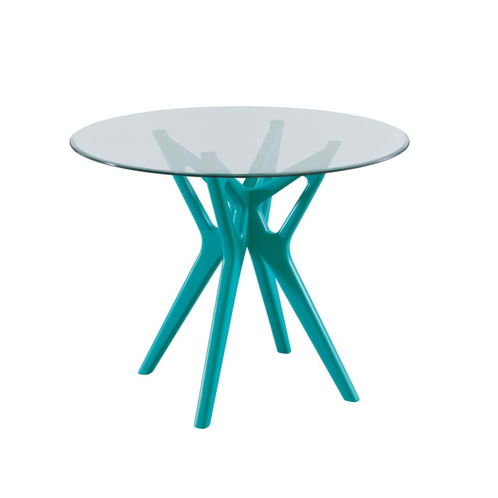 Mesa de Apoio Affeto Decorativa Madeira Maciça Design Clássico Avi Móveis