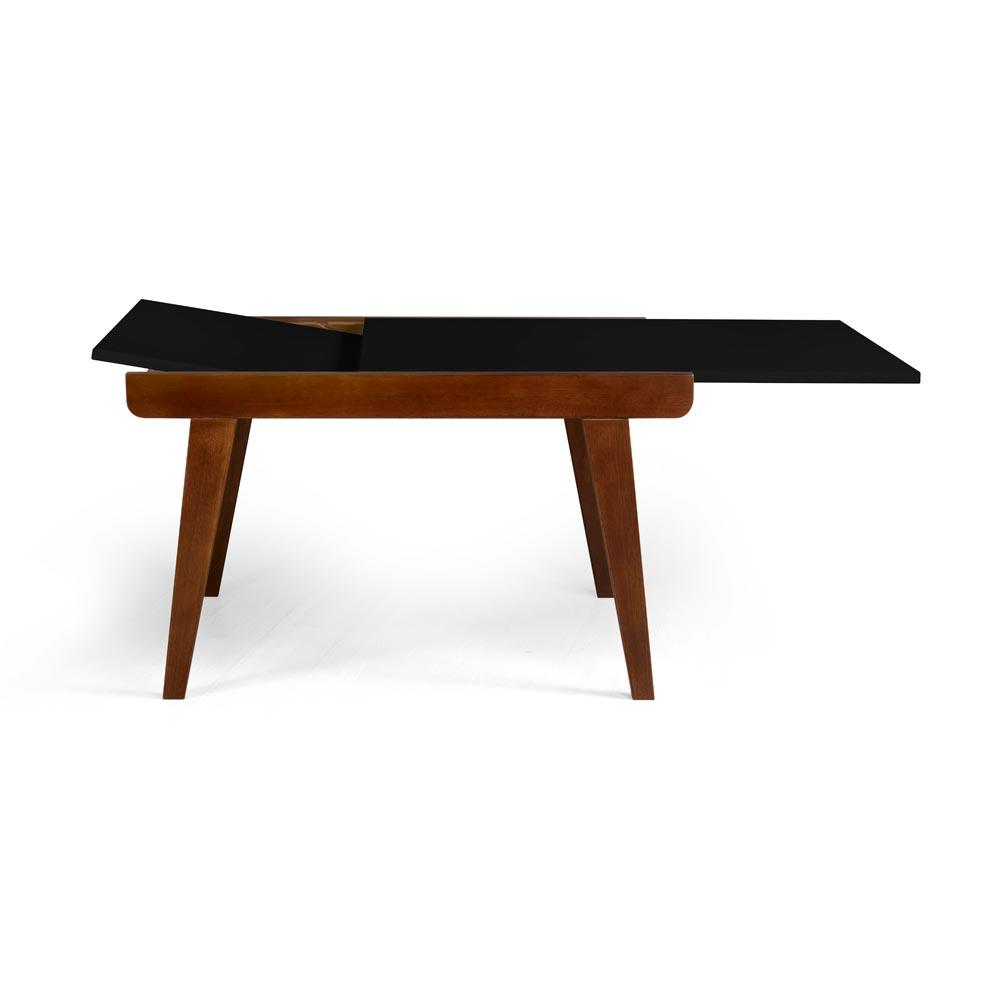 Mesa de Jantar Extensível Maxi Design Criativo e Prático Máxima Móveis