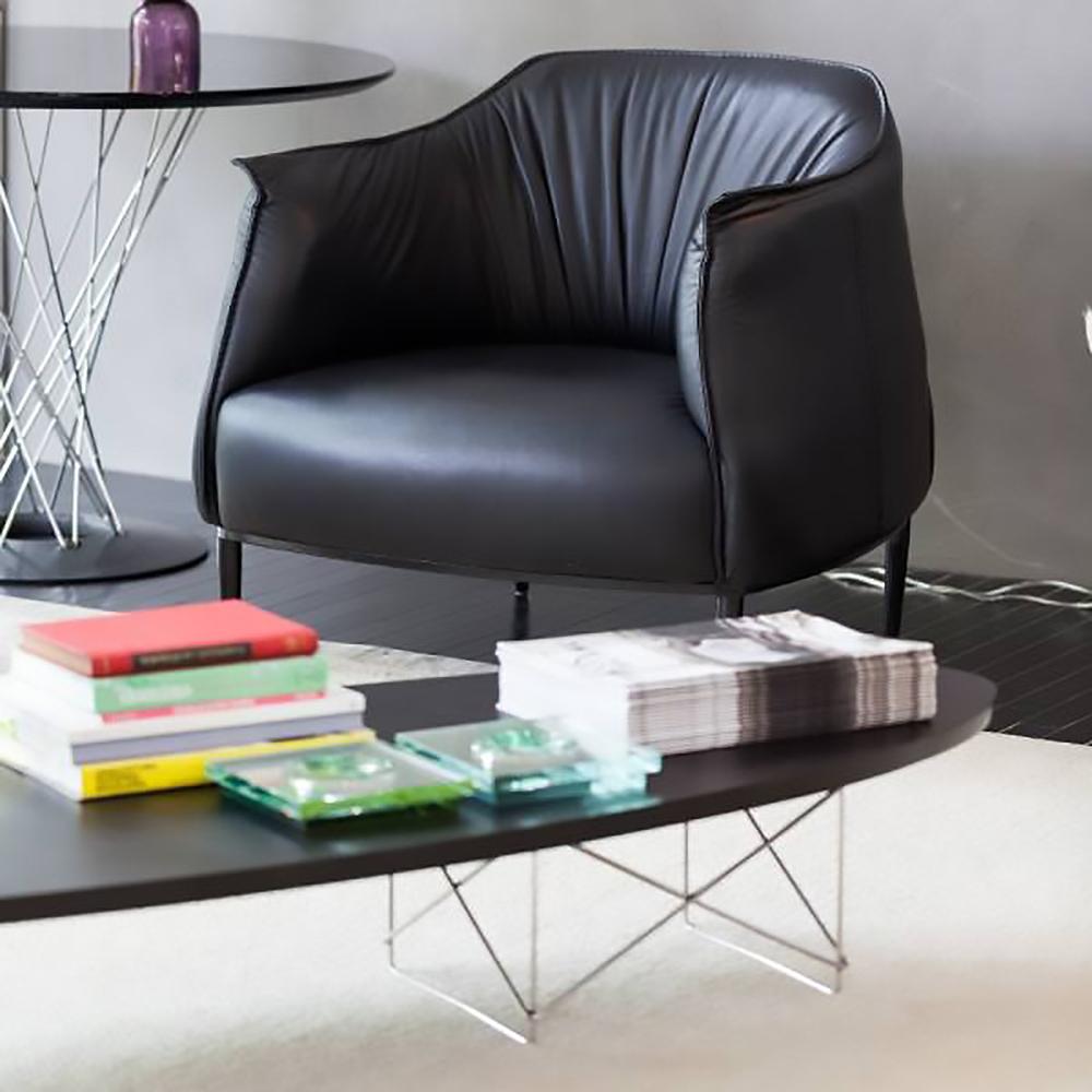 Poltrona Archibald Designer Jean-Marie Massaud