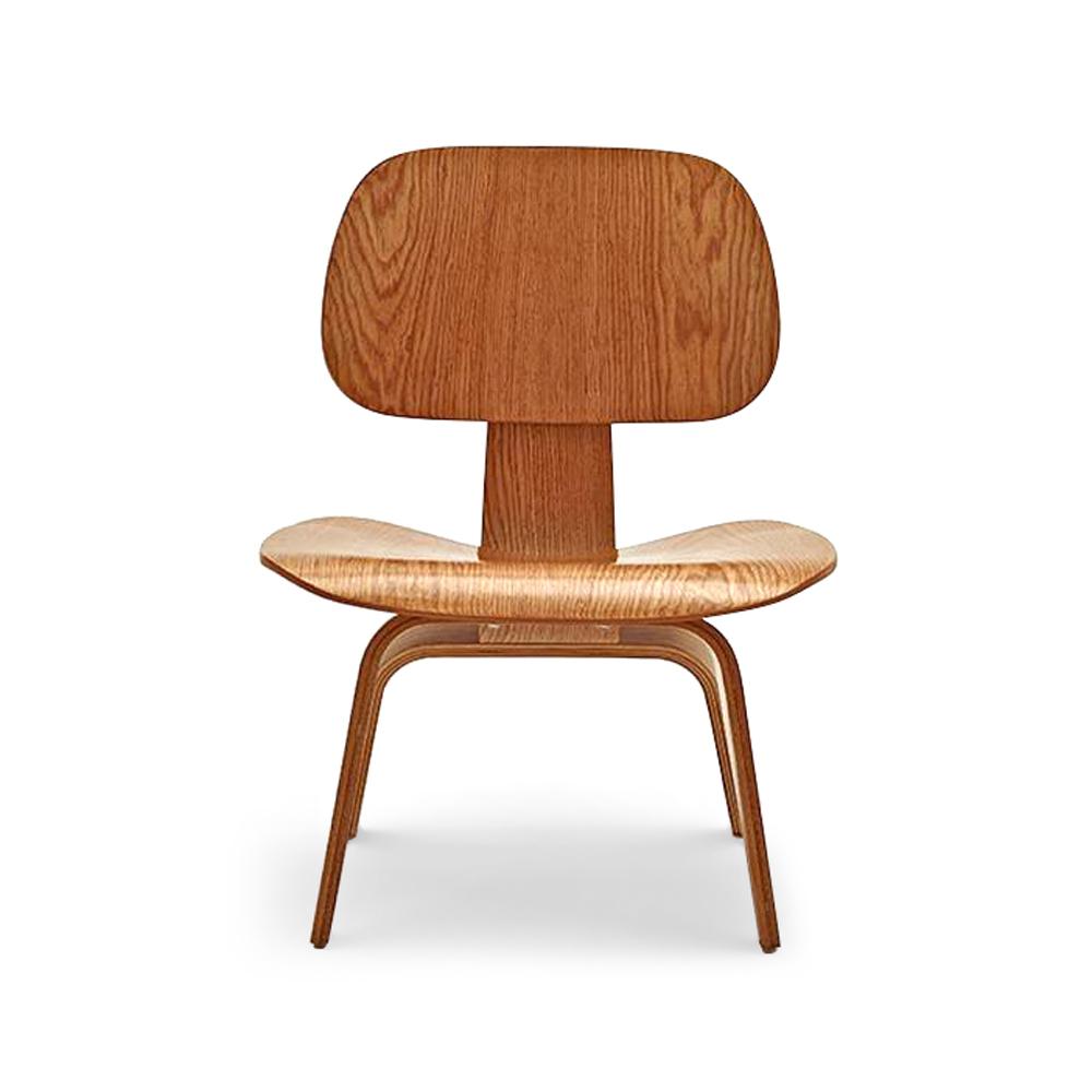 Poltrona Eames LCW em Compensado Laminado do Designer Charles Eames