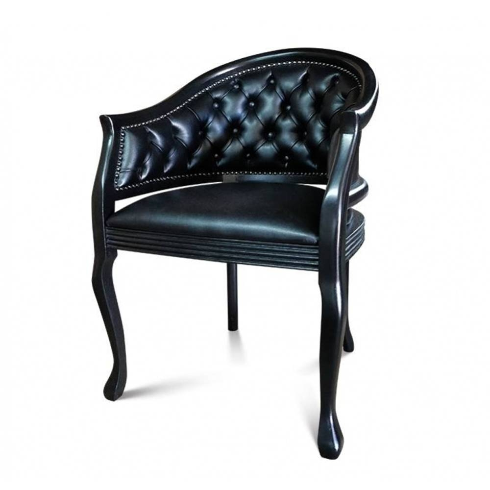 Poltrona Duquesa Madeira Maciça Design Clássico Peça Artesanal