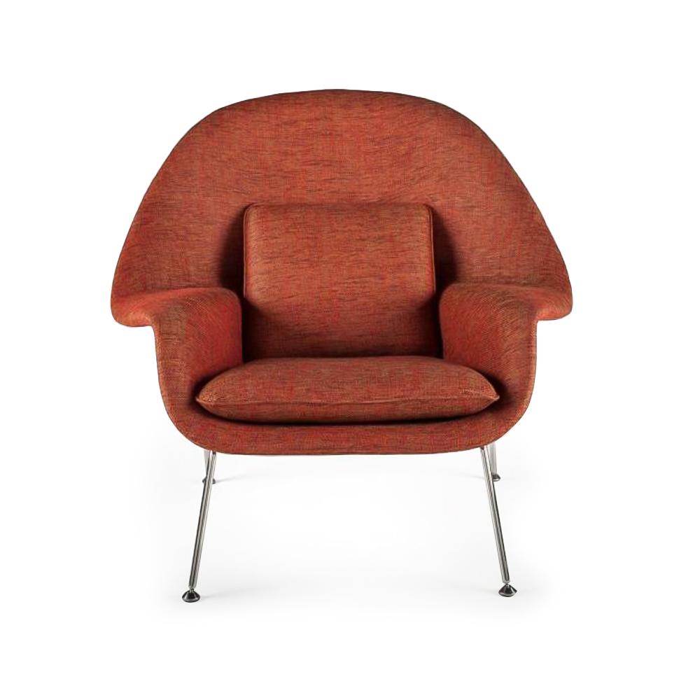 Poltrona Womb arquiteto Eero Saarinen