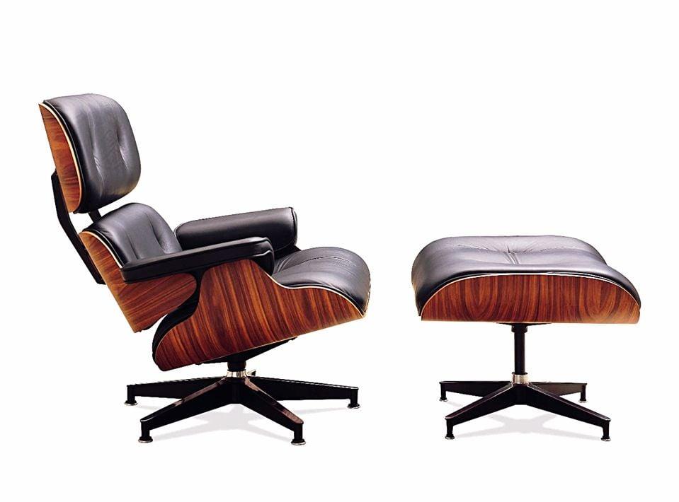 Poltrona Charles Eames Imbuia
