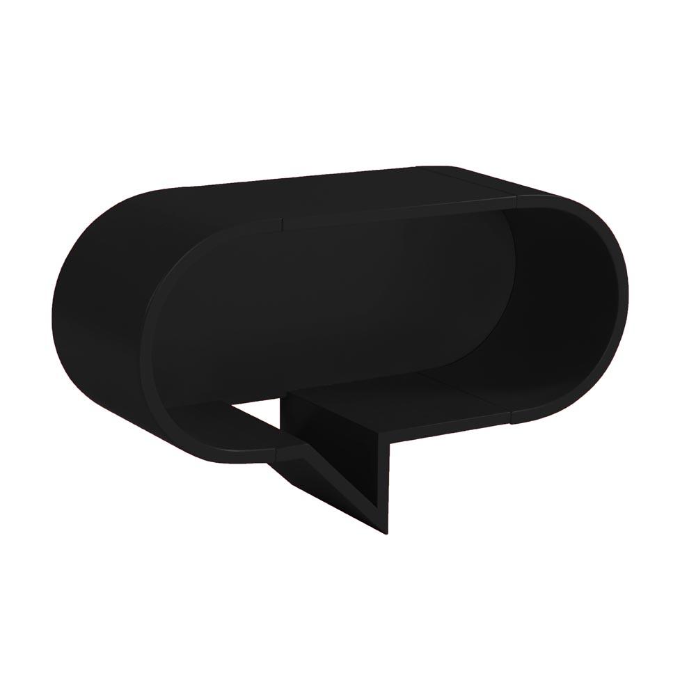 Prateleira Cartoon Oval Design Lúdico e Funcional Máxima Móveis