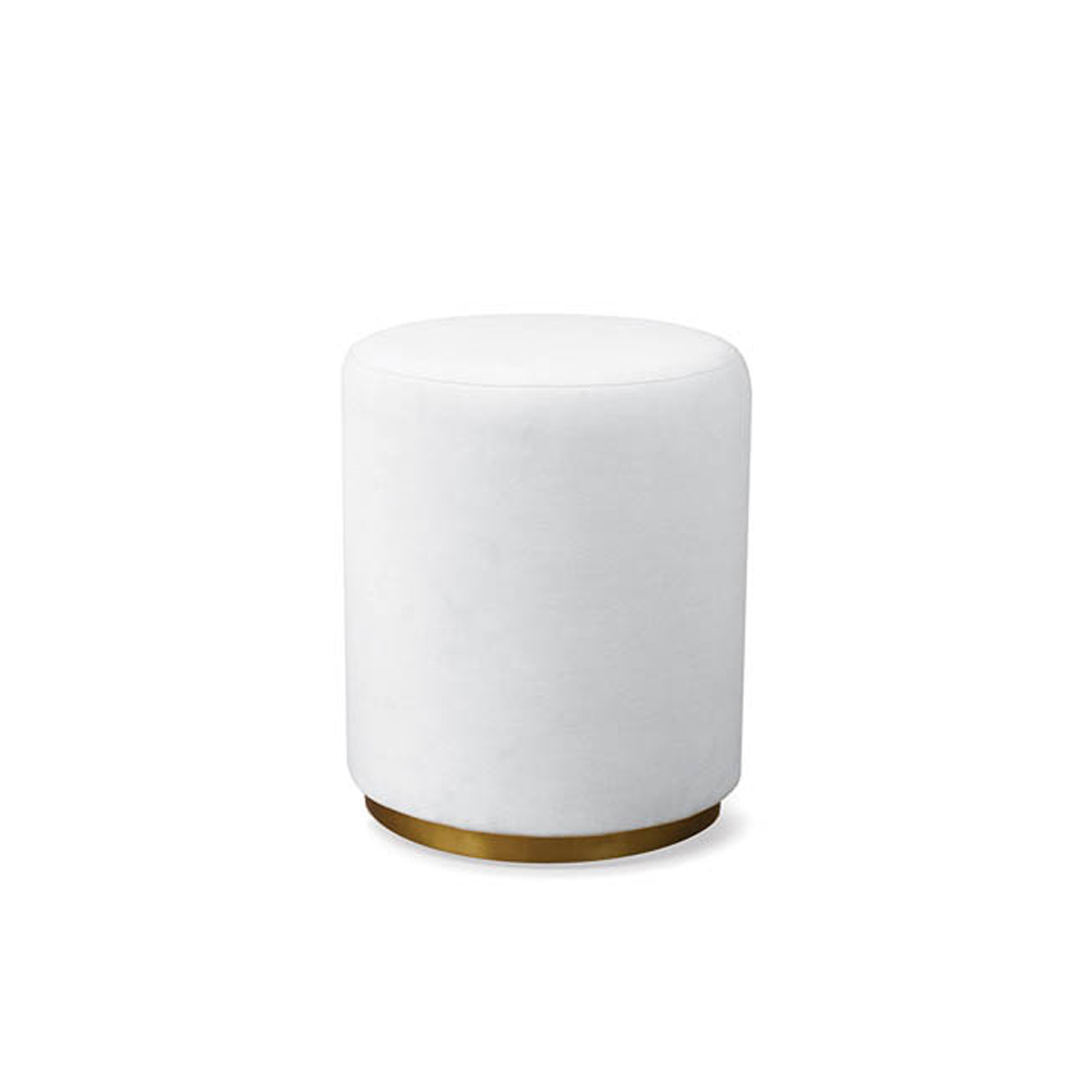 Puff Tub Estilo Minimalista Destack Móveis Design by Studio Mooringa
