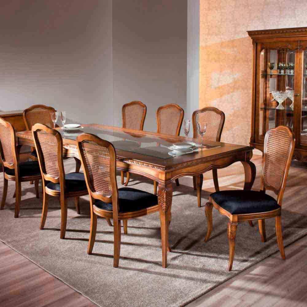 Cadeira Hillux Madeira Maciça Design Clássico Avi Móveis
