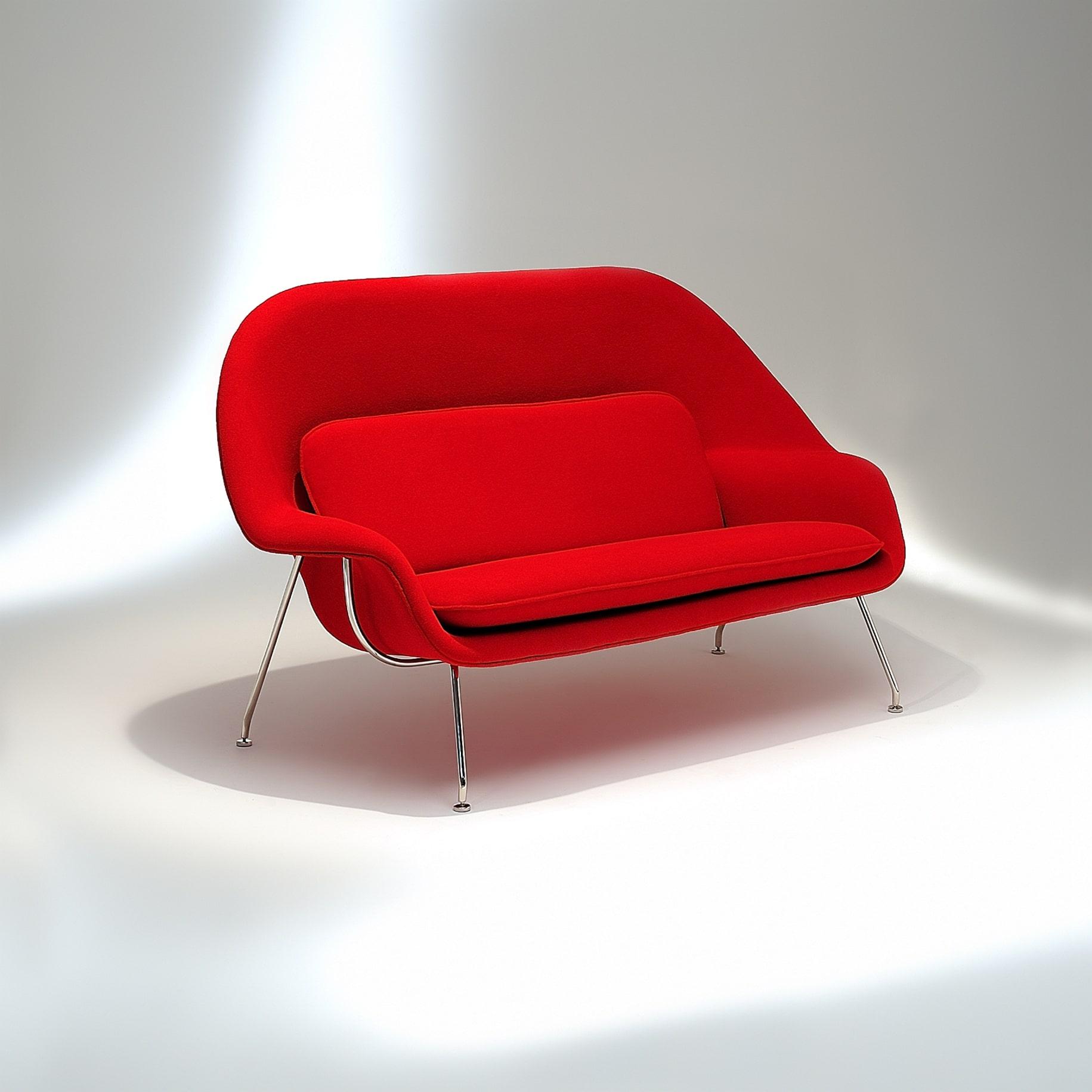 design moderno criado pelo designer Eero Saarinen faz muito sucesso nas decorações de estilo industrial