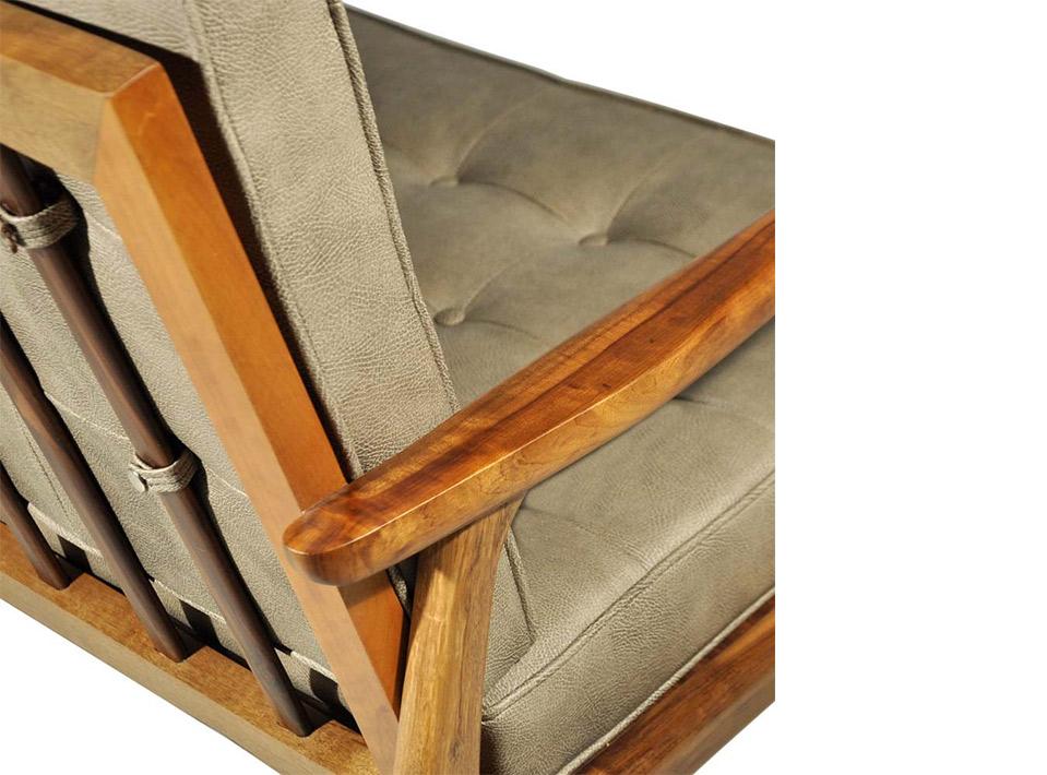Sofa Anos 50 Detalhes