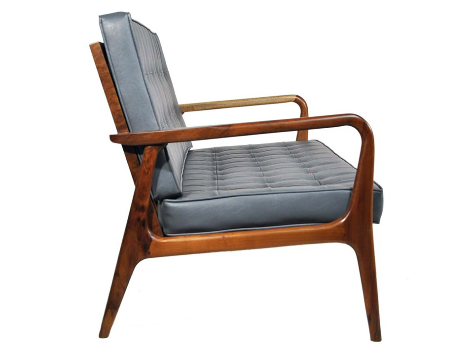 Sofa Anos 50 Lateral