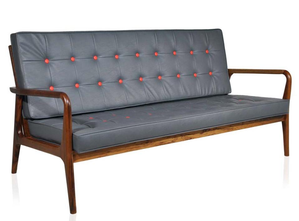 Sofa Anos 50 Retro