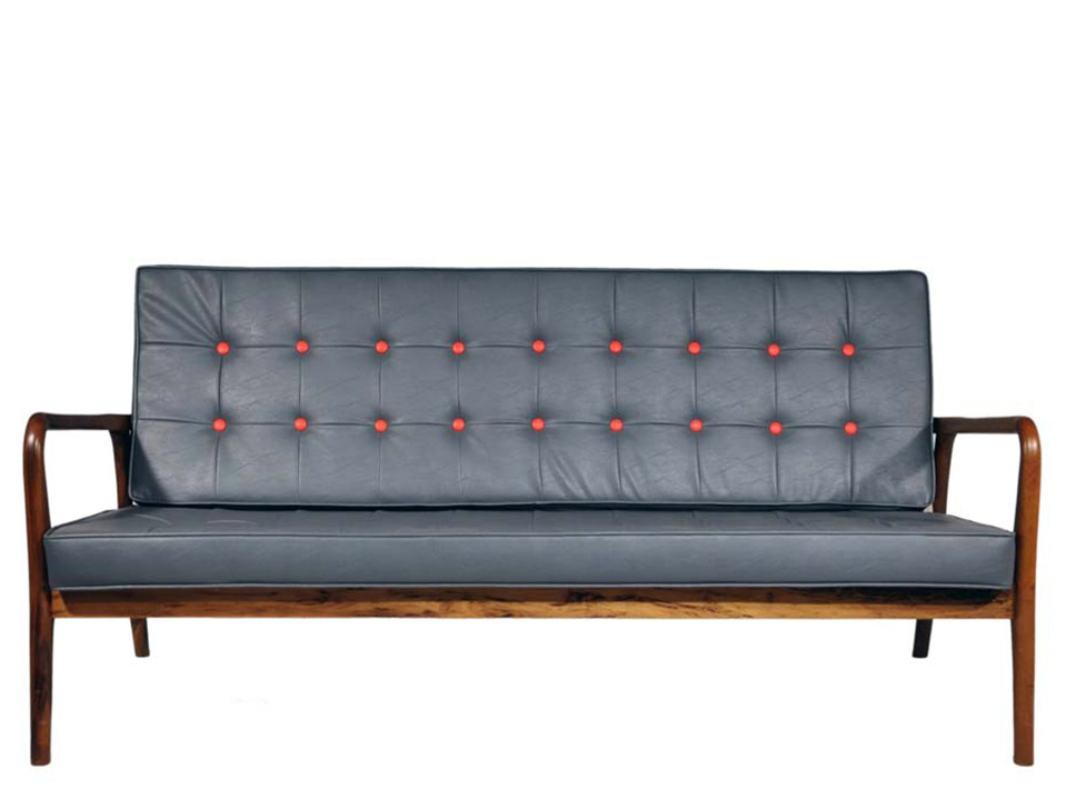 Sofa Anos 50 Vintage